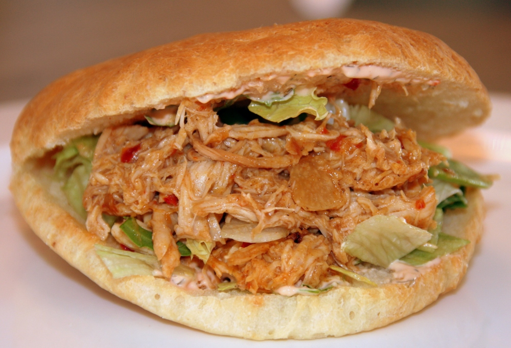 Pulled chicken3