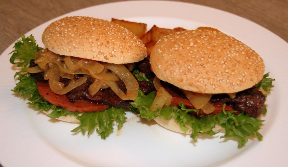 Hvalburger