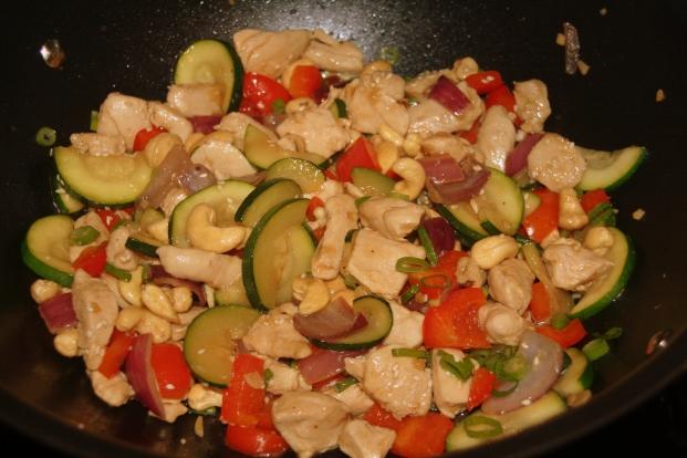 Kun Bao kylling